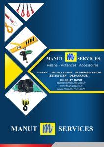 Catalogue Manut Services
